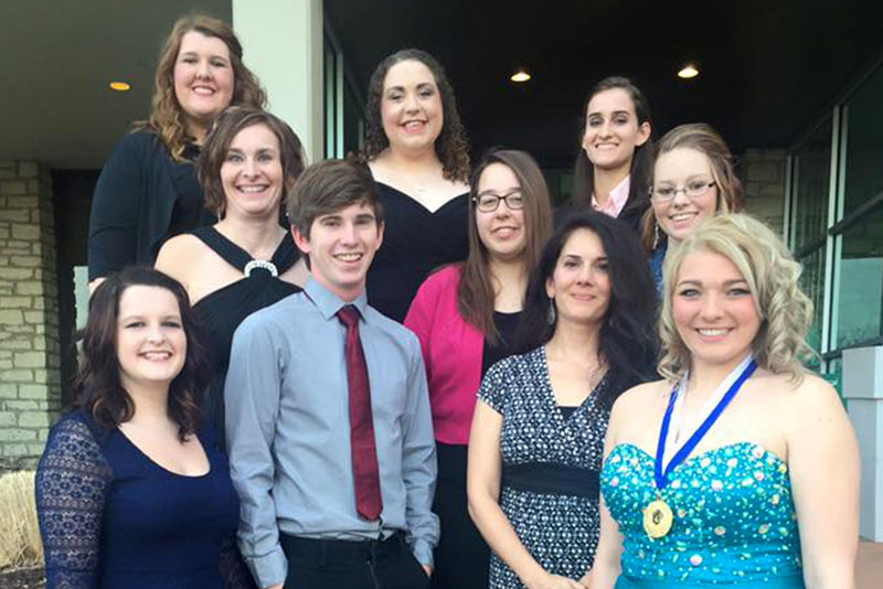 PTK Earn Region Awards