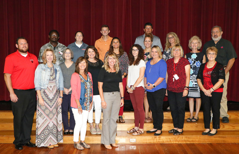 LCC Employees Honored with Years of Service