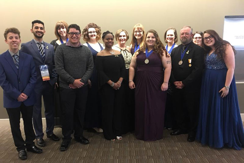Radiography Students Place at Conference